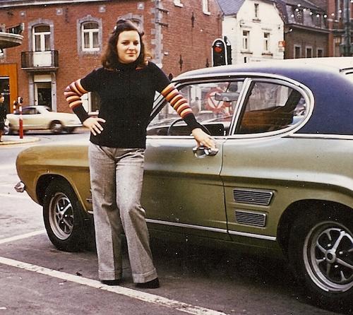 Karin Austmeyer 1973