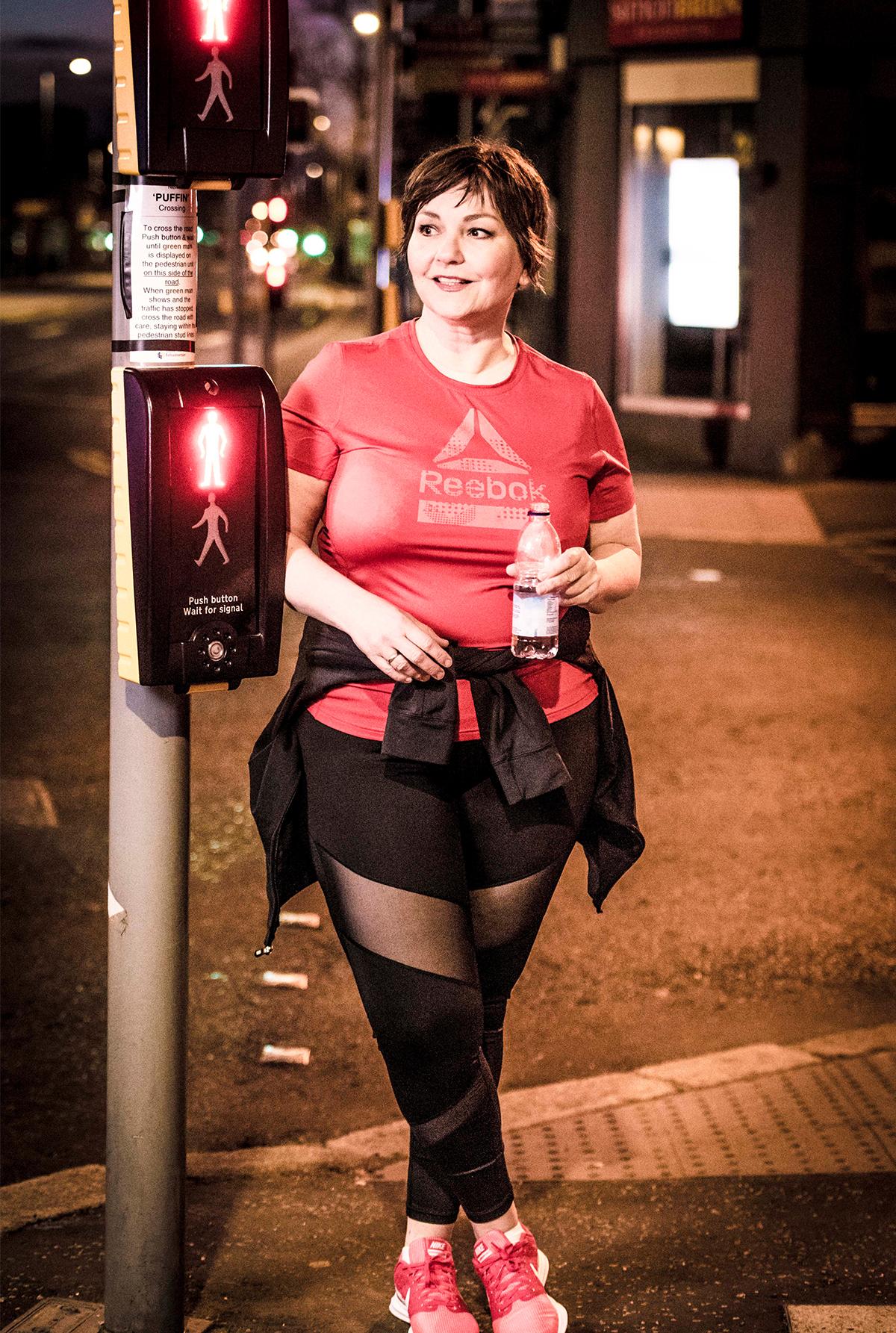 Texterella wird fit! Warum es mir schwer fällt Sport zu treiben und wie ich trotzdem die Kurve kriege. Texterella ist ein Blog für Frauen über 40.