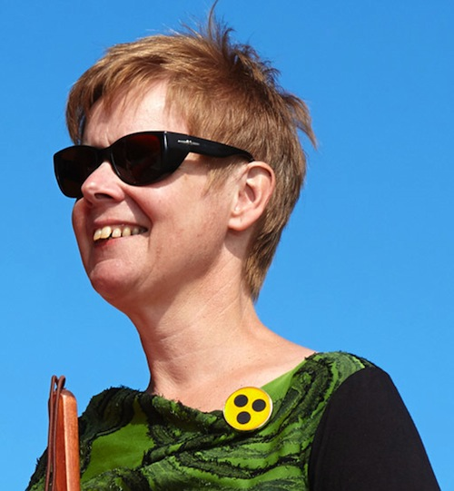 Susanne Buchner-Sabathy, 50. Fotografiert von Armin Plankensteiner