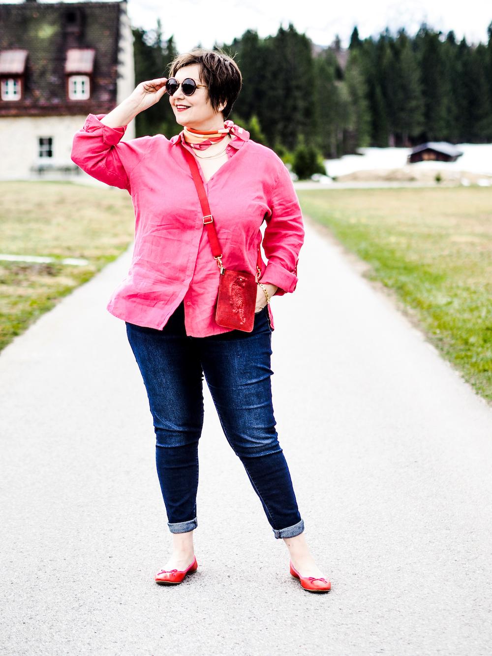Princess for three days. Einmal Prinzessin sein – und dann auch noch in meiner Lieblingsfarbkombination Pink-Rot-Orange ...