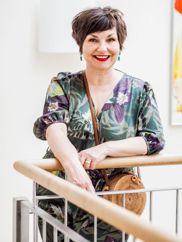 50 plus Lifestyle: Wie style ich Mustermix?