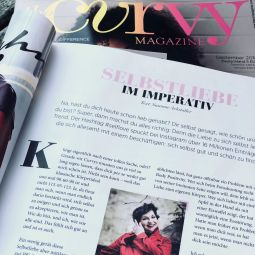 Selbstliebe im imperativ the curvy magazine 2