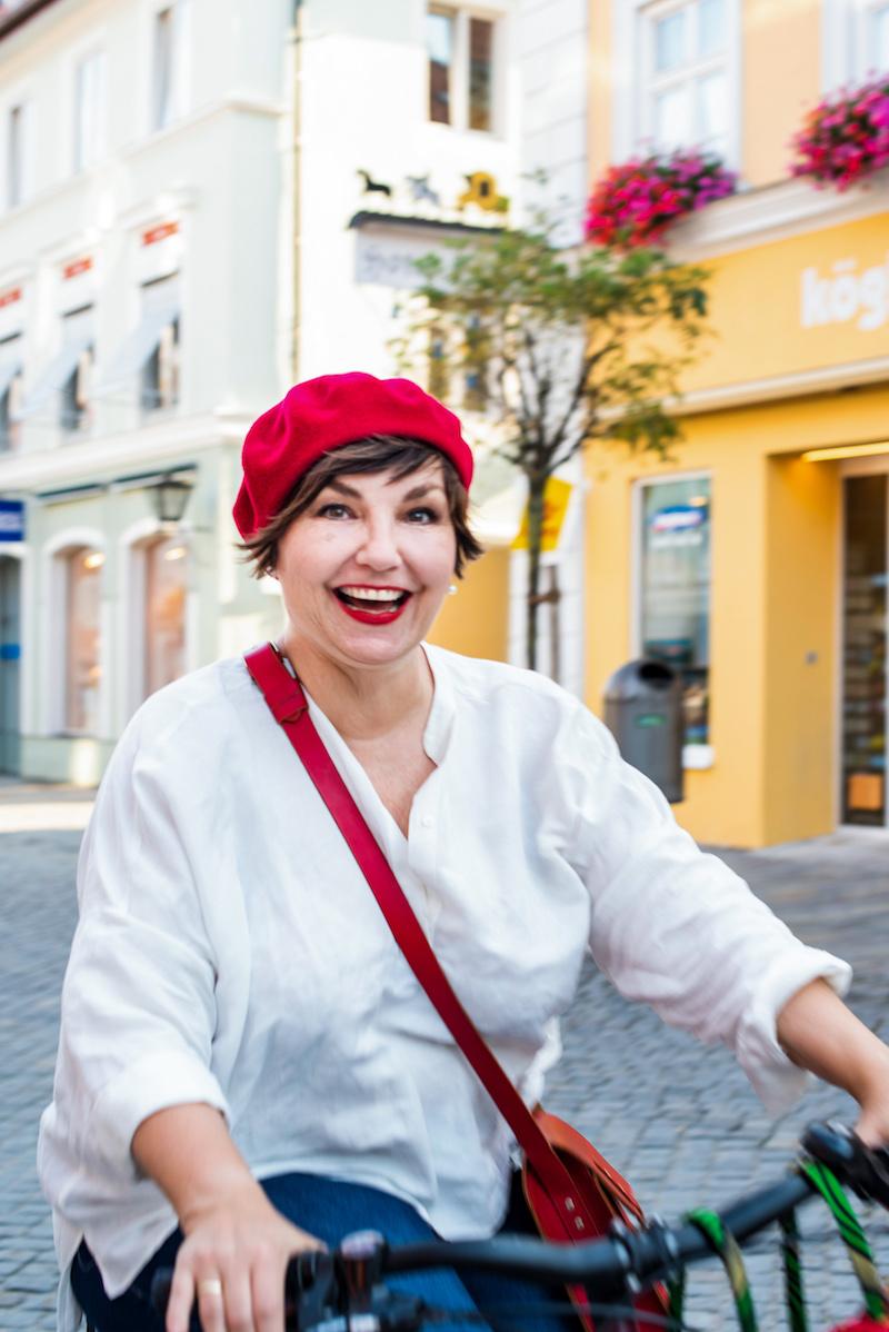 Susanne Ackstaller aka Texterella in Murnau