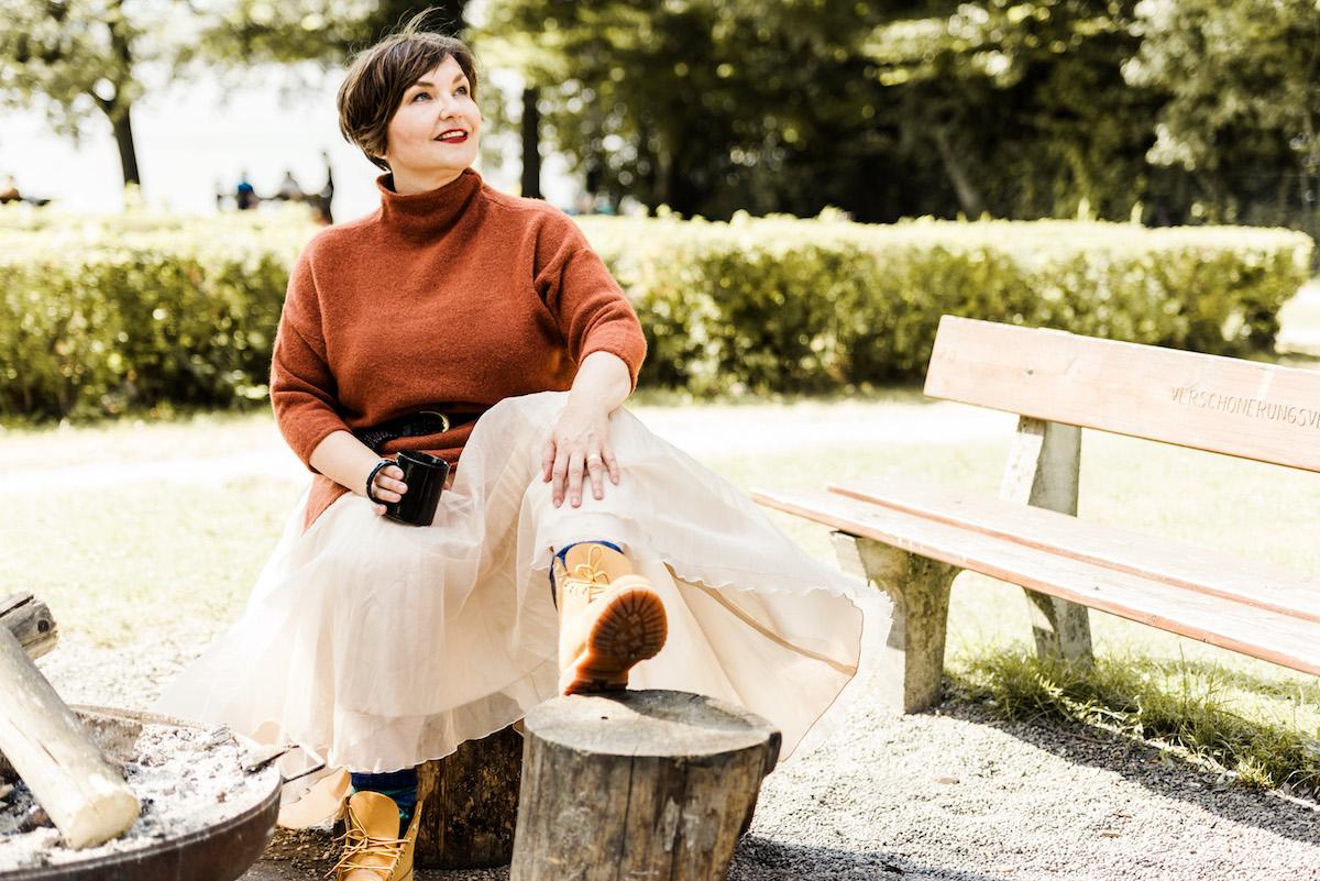 Susanne Ackstaller genießt Herbst und Hygge am Staffelsee bei Murnau
