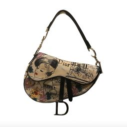 Saddle bag von dior