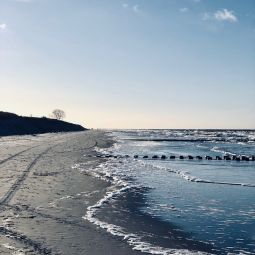 Wintermeer in ahrenshoop