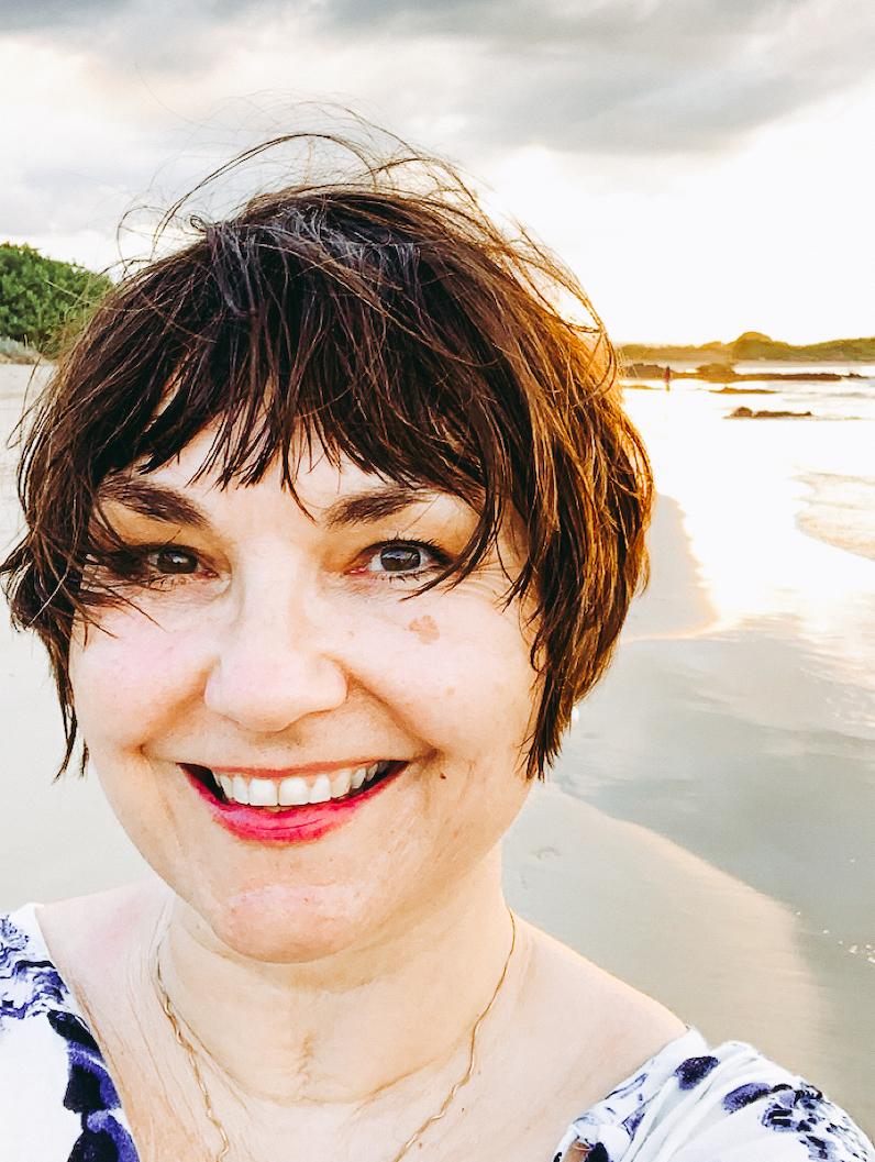 Susanne Ackstaller testet die besten Sonnencremes für die Äquatorsonne