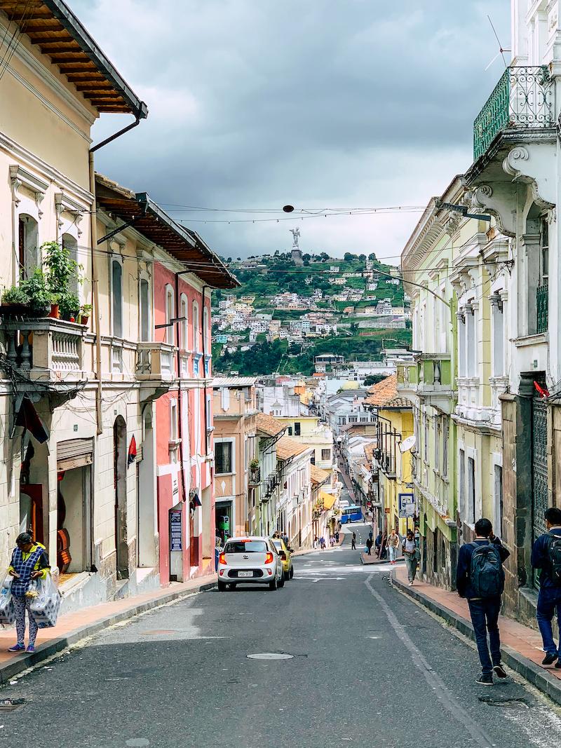 Texterella aka Susanne Ackstaller besucht Quito und verrät ihre Hotspots.