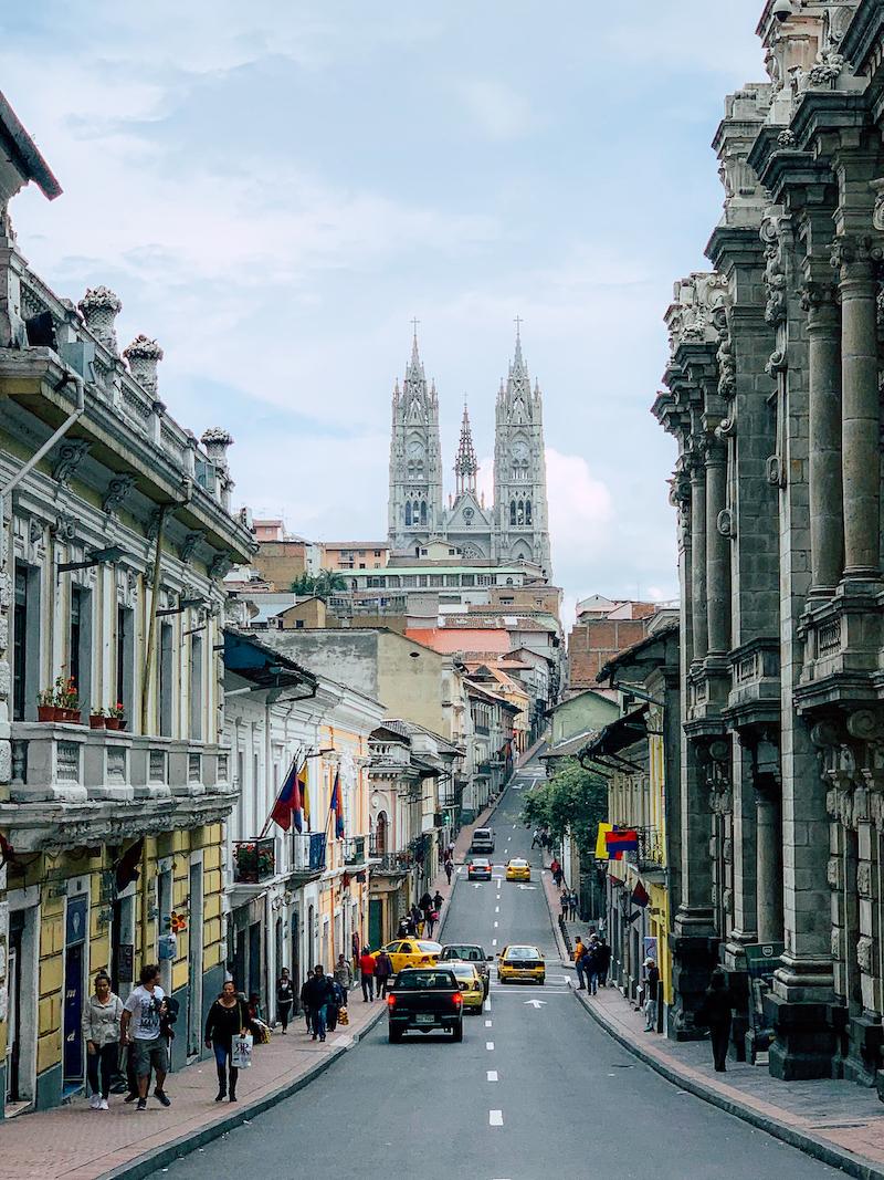 Texterella aka Susanne Ackstaller besucht Quito und verrät ihre Lieblingsorte