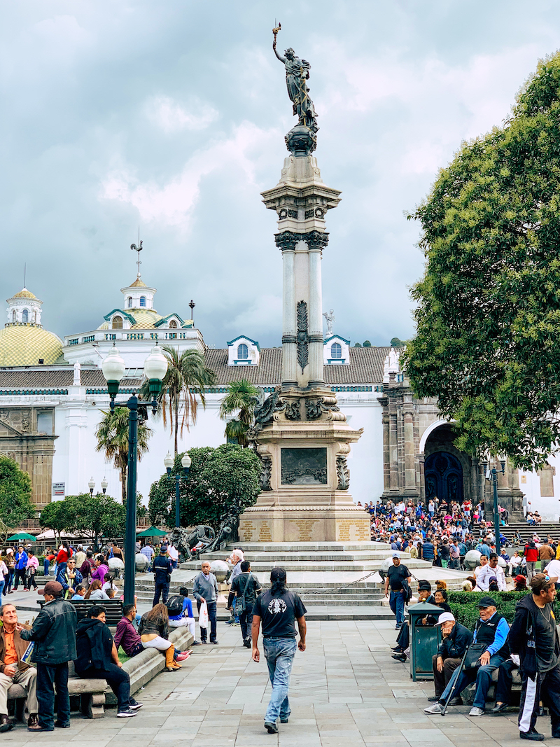 Texterella aka Susanne Ackstaller in Ecuador: Wo ist es in Quito besonders schön?