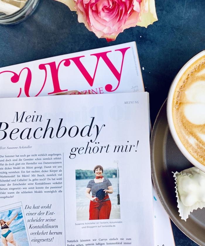 Wie bekomme ich den perfekten Beach Body? Ganz einfach: Ich nehme meinen Body und gehe zum Beach. Perfekt.