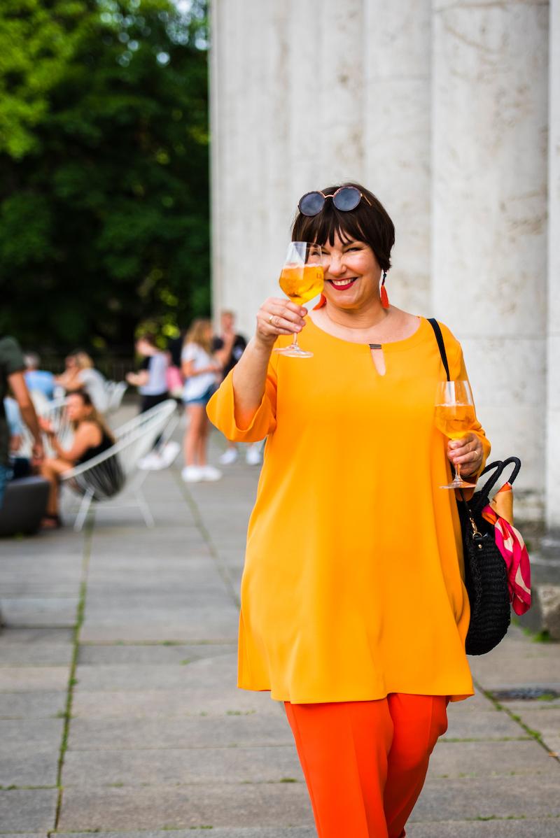 Susanne Ackstaller aka Texterella zeigt dir die kühlsten Orte in München.