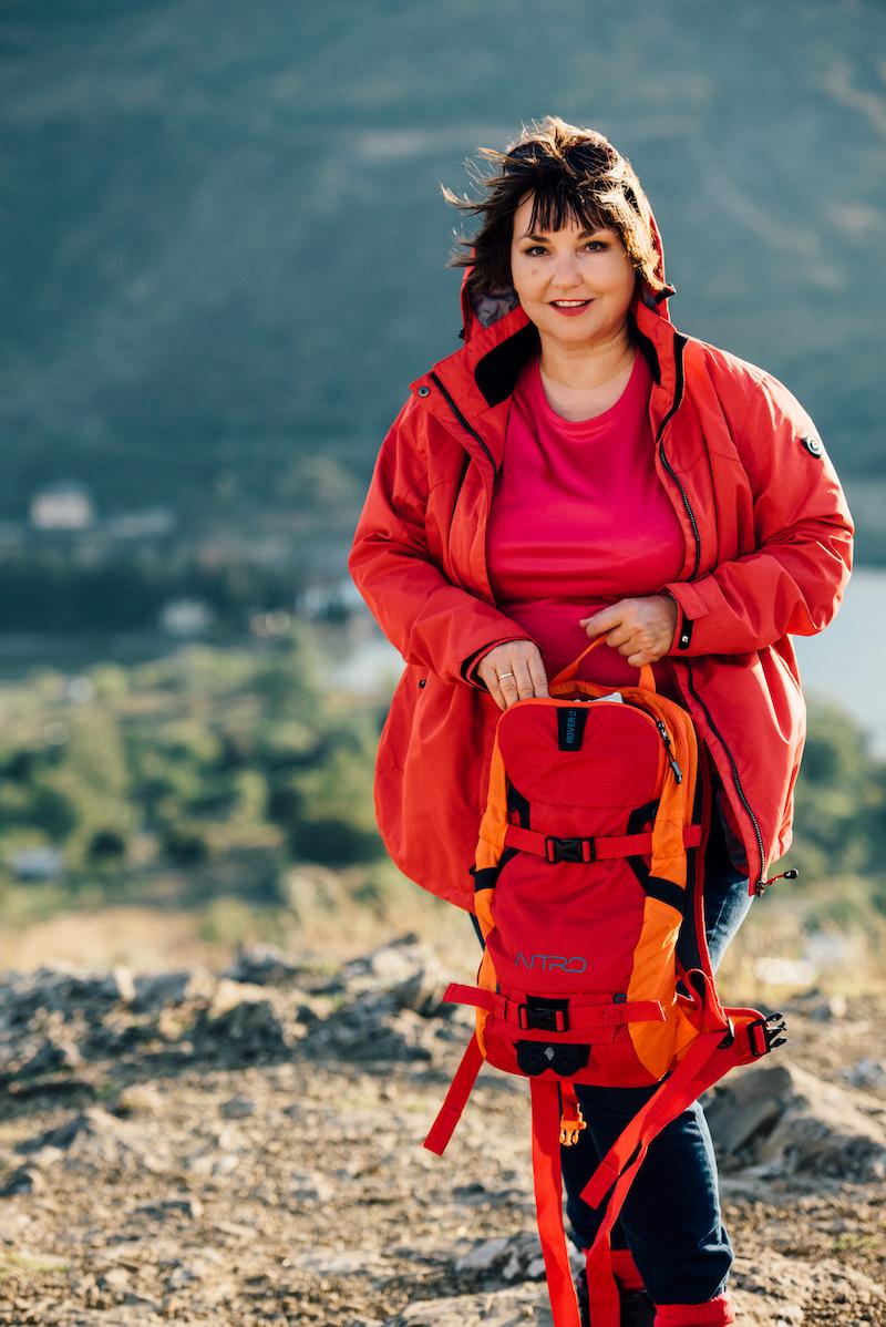Susanne Ackstaller gibt Tipps zur richtigen Wanderausrüstung in Georgien.
