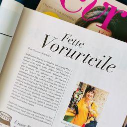 The curvy magazine fette vorurteile