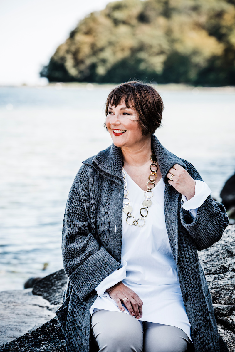 Susanne Ackstaller macht auch im Herbst gerne Urlaub an der Ostsee. Hier sind ihre Gründe.