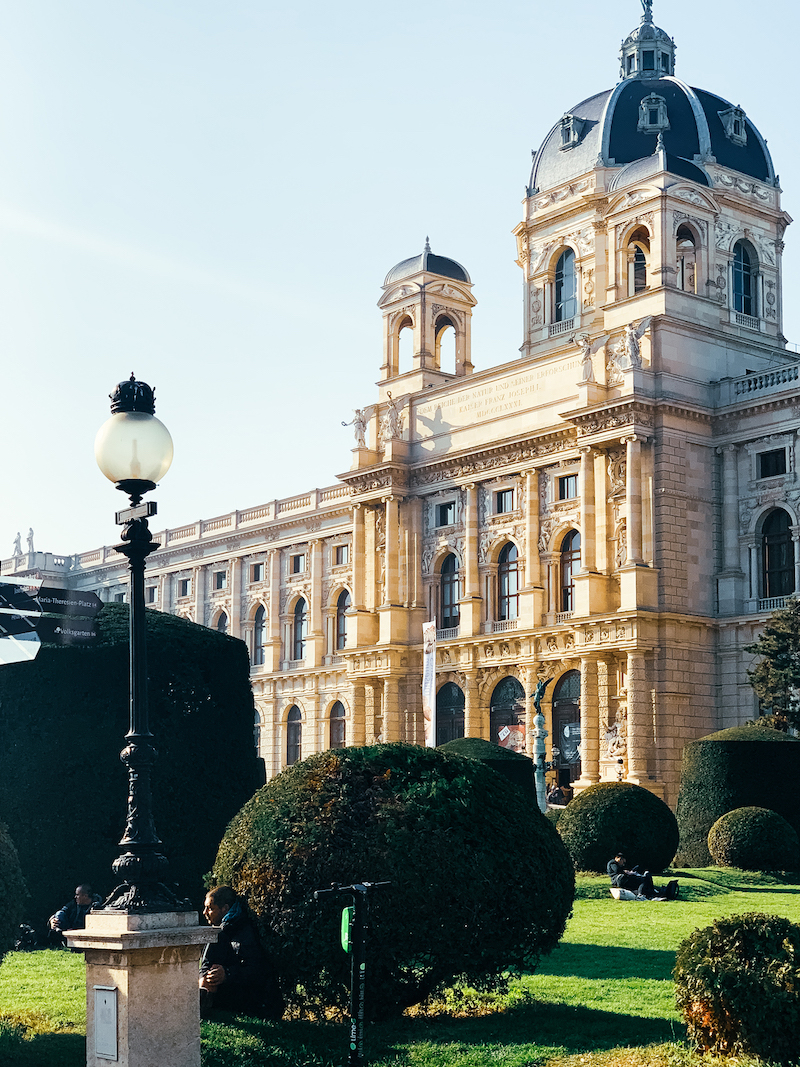 Städtereise 2019: Was Wien im Herbst so besonders schön macht!