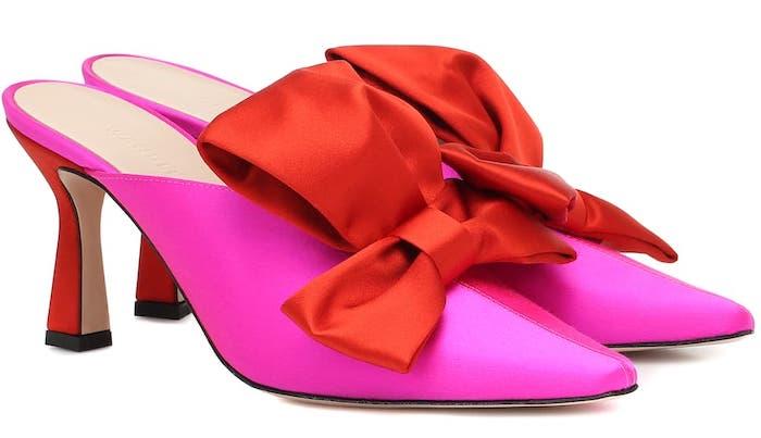 Hallo Partysaison 2019! Diese Schuhe hätte auch Cinderella getragen!