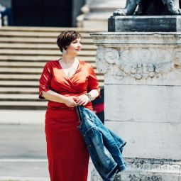 Lady in red-2 kopie 2