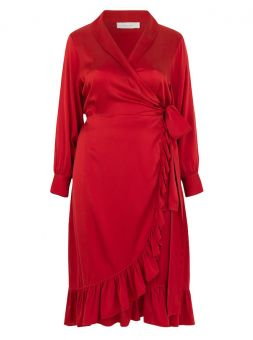 Audredress red inan isik