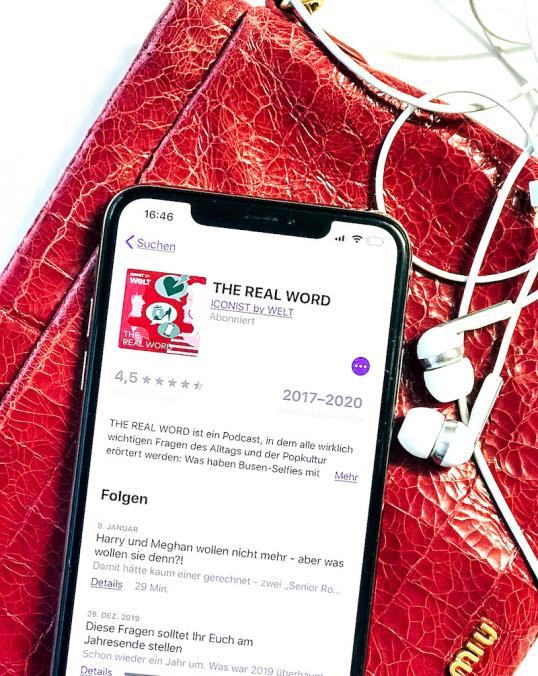 Podcasts von frauen