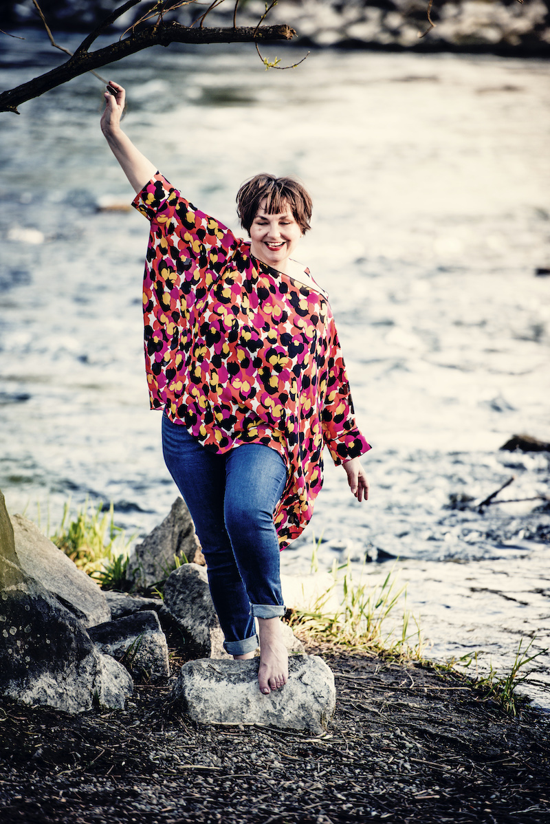 Schönen Tuniken sind nicht einfach zu finden. Susanne Ackstaller zeigt dir ihre Lieblingstunika für diesen Sommer.