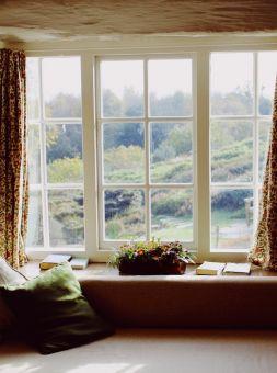 Herbst im wohnzimmer