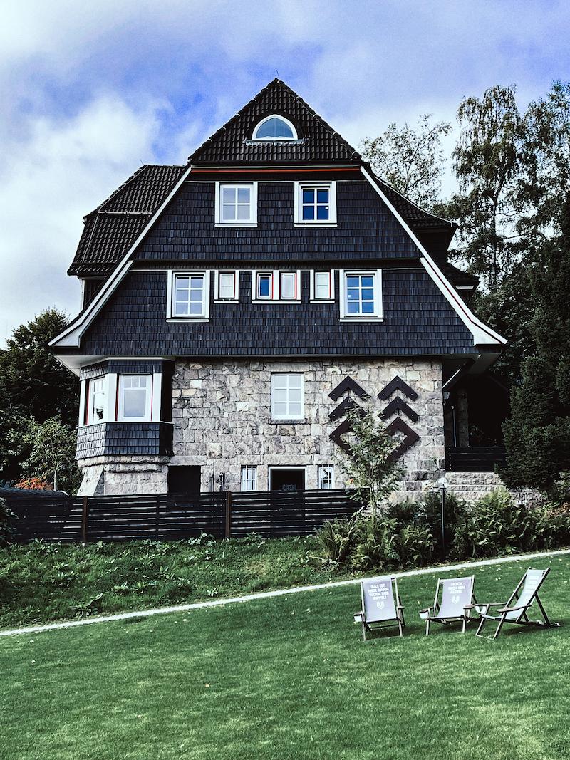 Texterella besucht den Harz: the Hearts Hotel