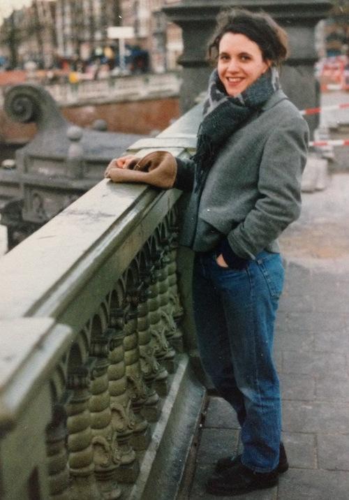 Indre Zetzsche in Amsterdam (1997)