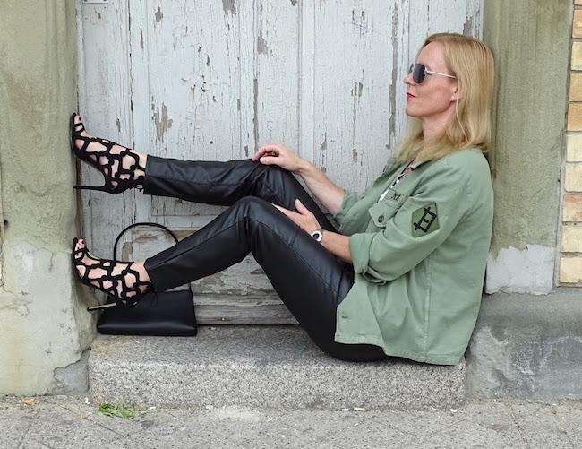 Andrea Adamczyk, Mode- und Lifestyle-Bloggerin auf 'Here I am'
