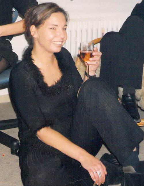 Anja mit Felldingsi
