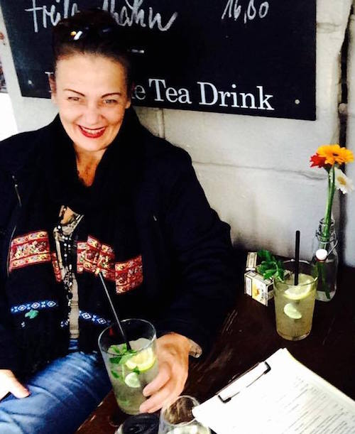 Barbara Bresser auf St Pauli