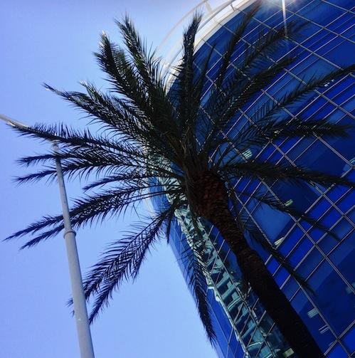 Barcelona - die moderne Seite