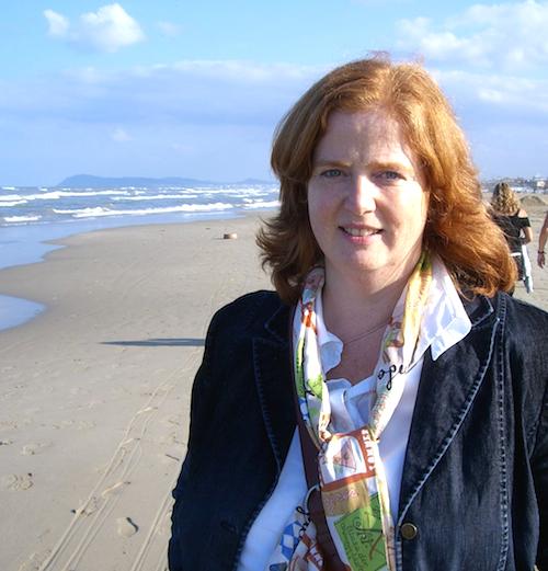 Am Strand von Cattolica, 2007