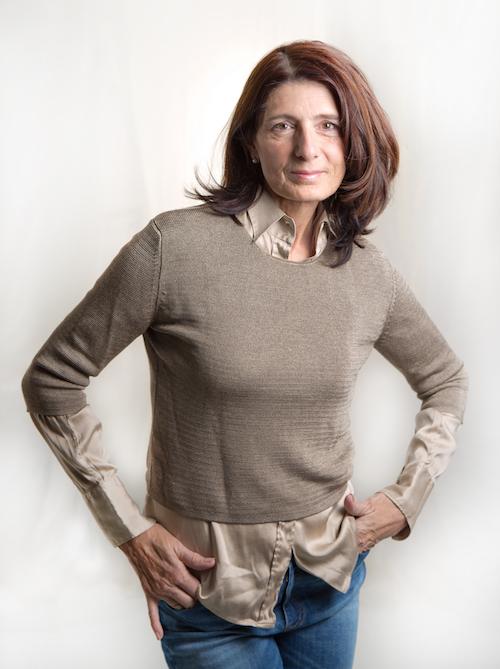 Frauen ab 50: Das Montagsinterview mit Claudia Braunstein