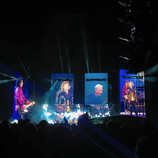 Die Rolling Stones in München, September 2017
