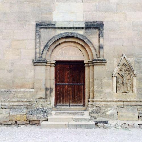 Kirche auf dem Petersberg