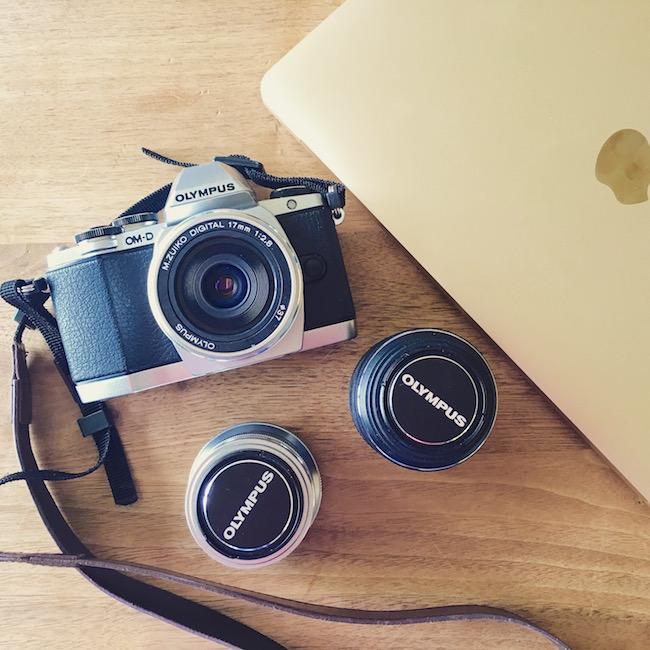 Vier Tipps für bessere Blogfotos. Teil 1: Equipment und Bildbearbeitung