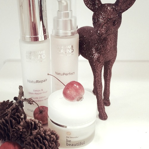 Naturkosmetik zu gewinnen: zwei Produkte von Annemarie Börlind und eine Glückscreme von Farfalla