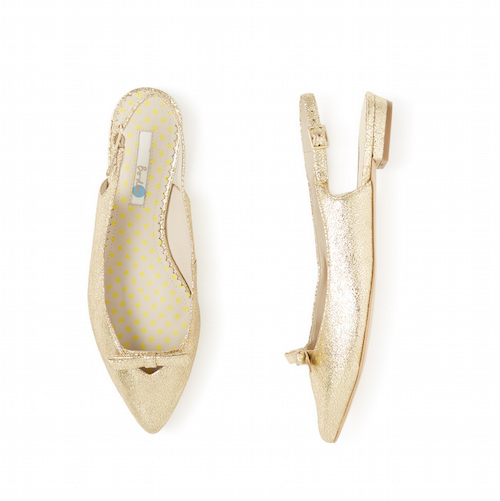 Goldene Ballerinas von Boden