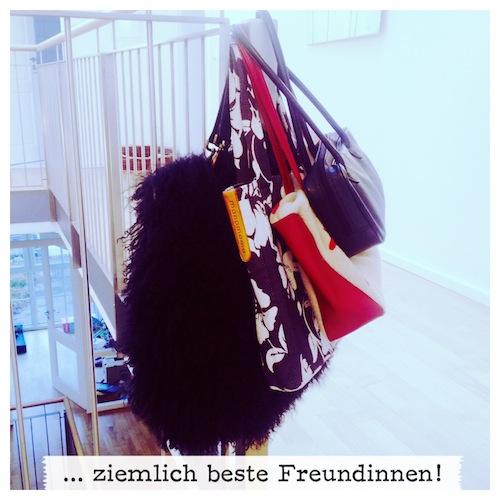 Eine Kolumne über Handtaschen, Taschen, Clutches, Hobos