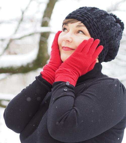 Schön durch den Winter: Hautpflege bei Minustemperaturen.