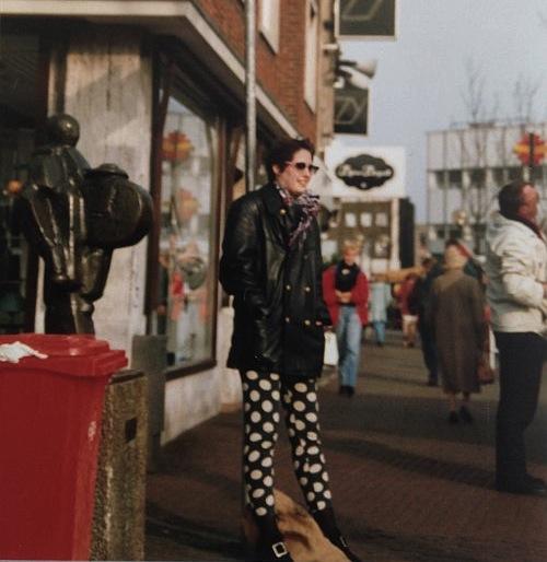 Ute Blindert in Holland