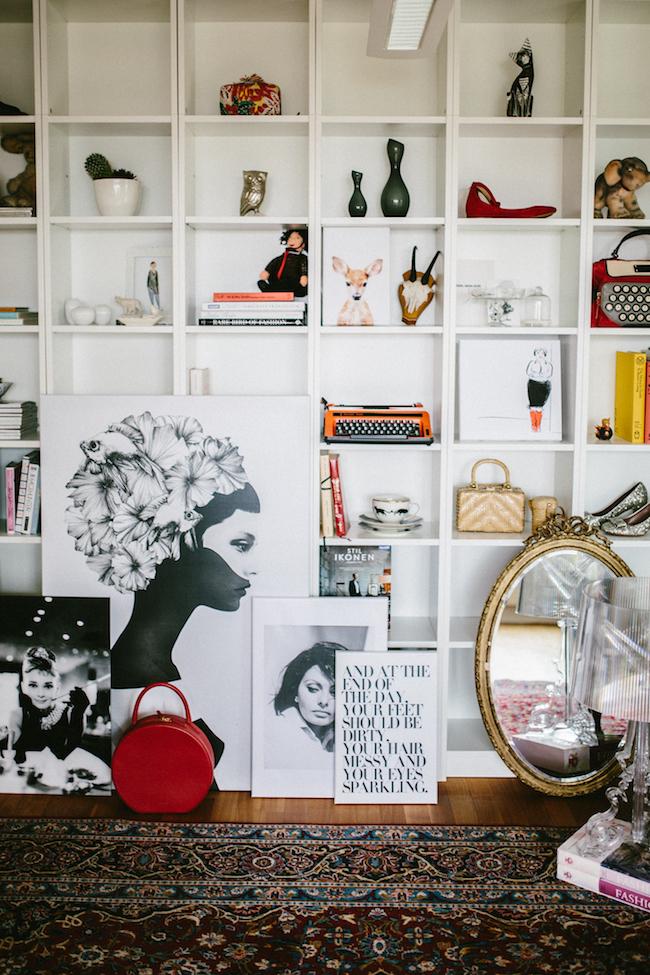 Homestory: Wie lebt eigentlich Texterella?