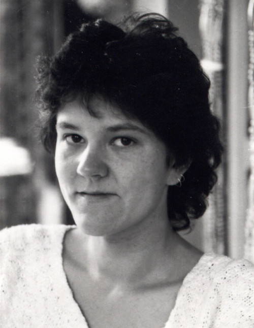 Janne Klöpper. Texterin, Moderatorin, Dozentin.