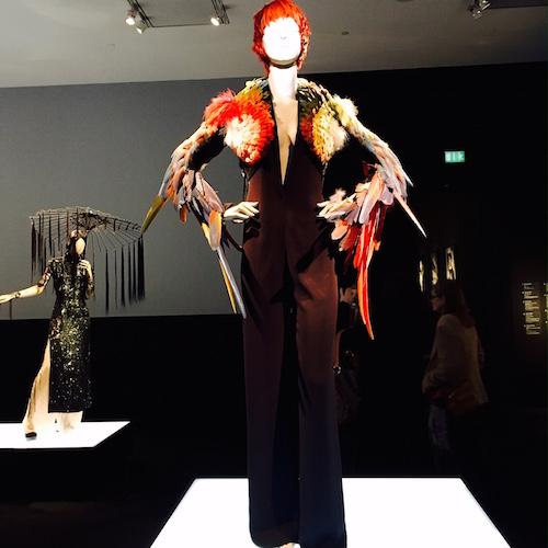 Jean Paul Gaultier Ausstellung in der Kunsthalle, München