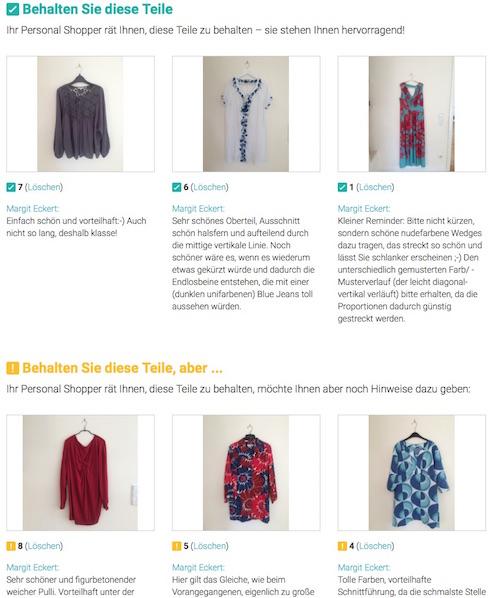 3compliments: Der Kleiderschrank-Check