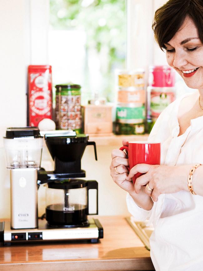 Vergesst George Clooney! Hier kommt die schönste Kaffeemaschine der Welt!