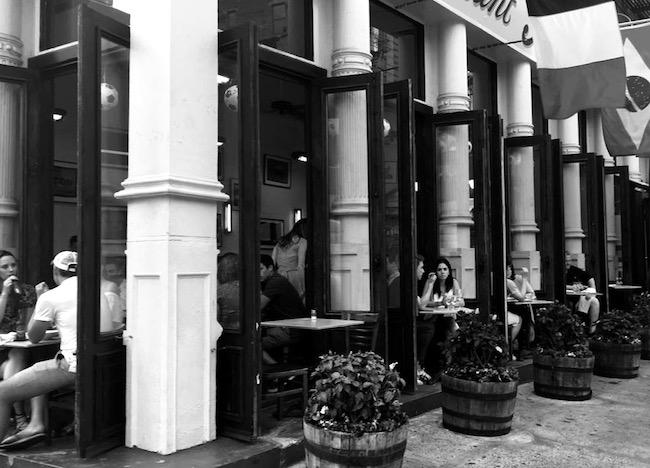 Ein Nachmittag in SOHO: Restaurant Felix