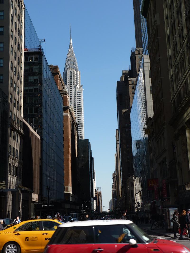 Fifth Avenue. Ein Sonntagsspaziergang.