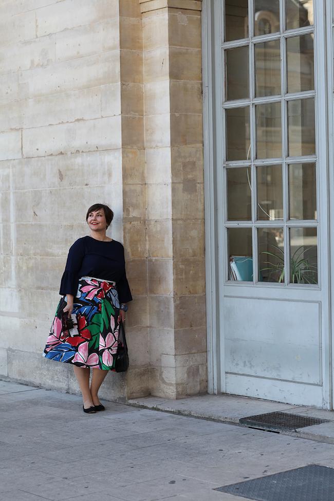 Fotoshooting im Palais Royale